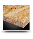 OSB PD 10 mm 2500x675 mm